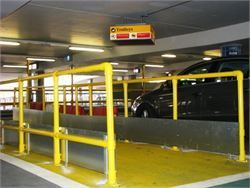 Interclamp - cycle racks and trolley bays 5