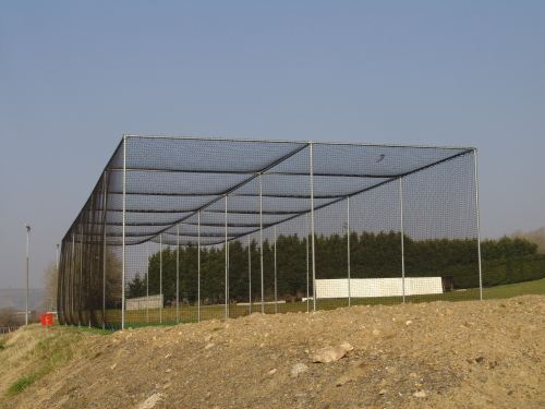 Sports and leisure equipment sports practice net