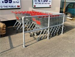 Interclamp - cycle racks and trolley bays 4