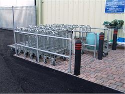 Interclamp - cycle racks and trolley bays 2