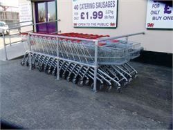 Interclamp - cycle racks and trolley bays 3
