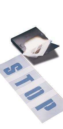 Stencil Sets-15cm Letters & Numbers