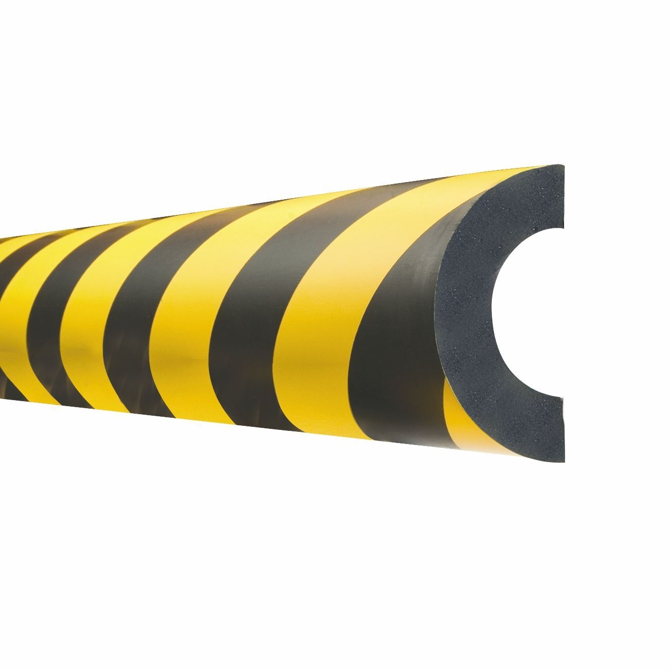 Pipe Protection YELLOW/BLACK