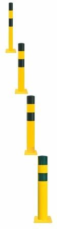 Heavy Duty Bollard Surface