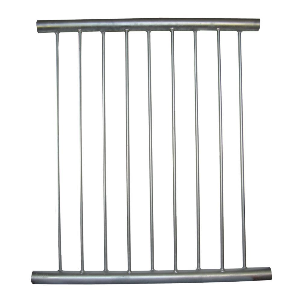 392 - Pedestrian Barrier Panel (1800mm x 1000mm)