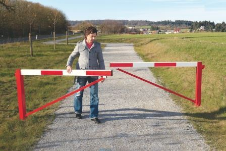 Compact Swing Barrier GATES