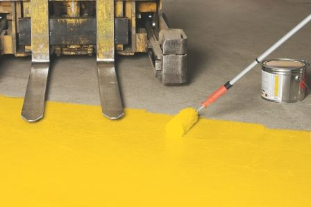 Anti Slip floor paint